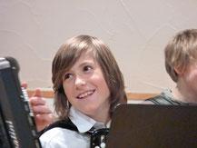 Schülerkonzert Akkordeon
