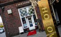 Schokolade Museum Chocoversum