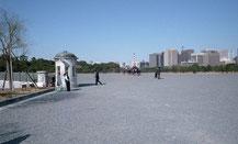 東京写真 街角スナップ 皇居前広場