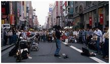 東京写真街角スナップ 集い