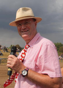 Traktorpulling, Moderator Bernd Winkler, Oder Wiesen Oldtimer Days