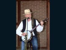 Bernd Winkler Kerkow, Deering-Banjo, Bluegrassbanjo, MOZ-Osterfete