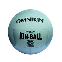 Ballon Kin ball Omnikin gris. Ballon de taille officielle de kin-ball de couleur gris à acheter pas cher.