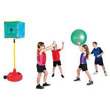 Jeux innovants sportifs Madeleine Jeux Villefranche, jeu de lancer sportif pour les enfants