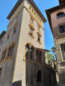 Вик, старый город, gid v Barselone