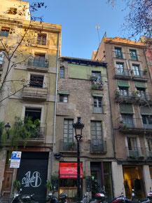 улицы Борна, Барселона