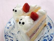 苺のショートケーキ 横浜 南区 フランス菓子 フロランタン