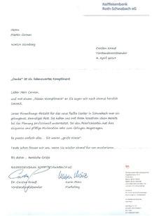 Raiffeisenbank Roth-Schwabach