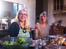 マダムとフランス料理体験