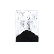 o.T., 15x10 cm, Farbstiftzeichnung auf Papier, 2018
