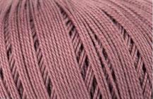 Coton Oeko-Tex lilas pour bijoux au crochet