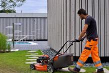 Grünflächenpflege - Gartenpflege