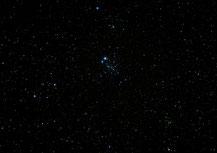 NGC457, Eulenhaufen, E.T. Haufen