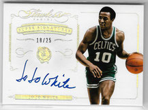 JO JO WHITE / Super Signatures - No. JJSS  (#d 8/25)