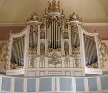 Orgel der Stadtkirche Bad Arolsen