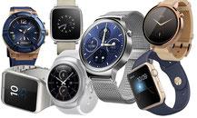 Akku Wartung, Smart Watches, GPS Uhren und Pulsmesser