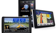Akku Wartung von Navigationsgeräte und Navis wie zb. TomTom und Garmin