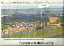 Heilbronner Stimme, 10.4.2018 Serie Guck A Mol, Seite 26