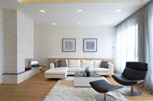 Einrichtung Wohnzimmer modern