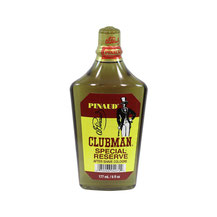 CLUBMAN SPECIAL RESERVE AFTER SHAVE COLOGNE 6 OZ. $6.99