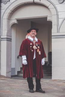 Peter Heuser, Ordensmeister