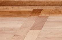 Holz-Parkett-Verlegung