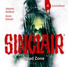 CD Cover Sinclair Dead Zone 4