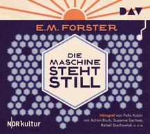 CD Cover Die Maschine steht still