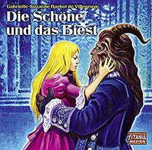 CD-Cover Die Schöne und das Biest