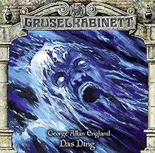 CD Cover Gruselkabinett - Das Ding - 152