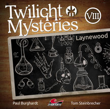 CD Cover Twilight Mysteries Laynewood