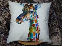 Regenbogen-Giraffe