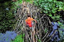 Wege in die Natur - Wildniscamp