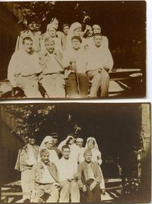 Hôpital de la Croix Rouge - Première Guerre Mondiale