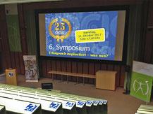 ÖCIG Symposium Salzburg mit induktiver Höranlage für CI-Träger