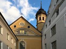 Hall in Tirol Spitalskirche zum heiligen Geist