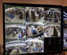 Detektei,Privatdetektei,Sicherheitsdienst,Videoüberwachung,Einzelhandel,Dienstahl,Untreue,Spionage,Observation,Ermittlung,Videoüberwachung im Einzelhandel betreut durch einen Kaufhausdetektiven