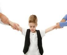 Ermittlungen zum Kindeswohlergehen, Sorgerecht, Umgangsrecht, zum Wohl des Kindes