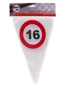 Vlaggenlijn 5m € 2,50