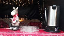 Firmenweihnachtsfeier im exklsuiv Paket buchen und Glühweinwagen mieten
