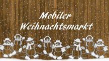 Weihnachtsstand mieten für einen mobilen Weihnachtsmarkt im Verleih buchen