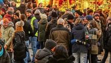 Mobiler Glühweinstand günstig mieten für die Firmen Weihnachtsfeier in Ihrem Betrieb