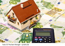 Zinsvergleich - Baufinanzierungsrechner