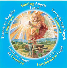 Tarot des Anges de Lumière, Pierres de Lumière, tarots, lithothérpie, bien-être, ésotérisme