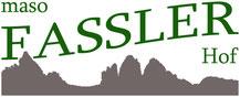Fasslerhof Logo
