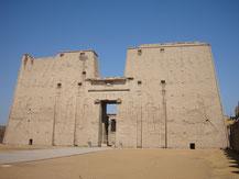 templo de Horus; Edfú; egiptología; arquitectura simbólica; arte; cursos; Egipto;