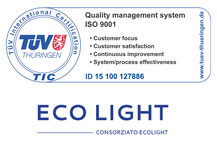certificazione qualità TUV