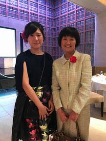 当分野で卒業研究を行った今野夏乃子さん、臨床検査技師国家試験合格そして卒業おめでとうございます。