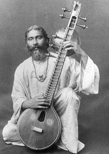Hazrat Inayat Khan - Buch und Mystik