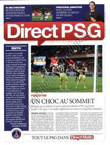 2011-04-17  PSG-Lyon (31ème L1, Direct PSG N°14)